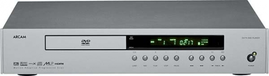 arcam dv79 dvd-player review, test