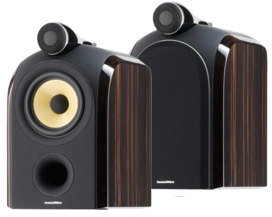 BW PM1 Bookshelf Speakers