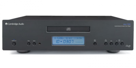 Cambridge Audio Azur 740C CD-player review, test
