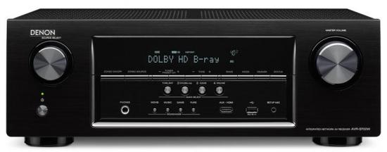 Brand DENON Amplifier, AV-receiver, CD-player, DAC, Network