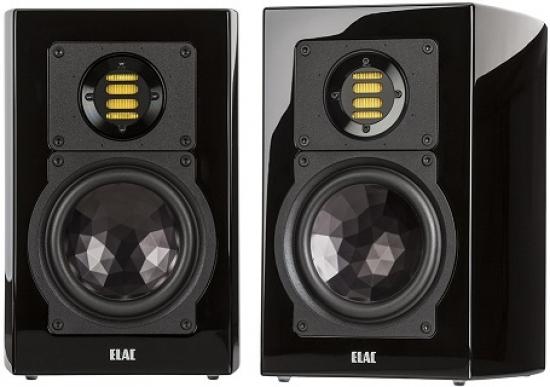 Elac BS 263 Bookshelf speakers review, test price
