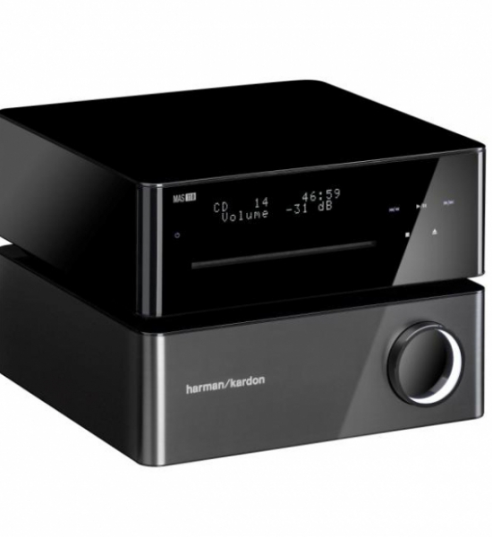 harman kardon mas110 music system review test. Black Bedroom Furniture Sets. Home Design Ideas