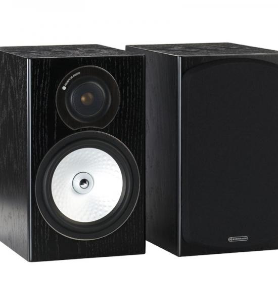 Monitor Audio Silver RX2 Bookshelf Speakers Photo