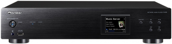 Pioneer N-50 Network player review, test