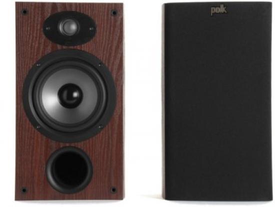 Polk Audio TSx 220b Bookshelf Speakers Photo
