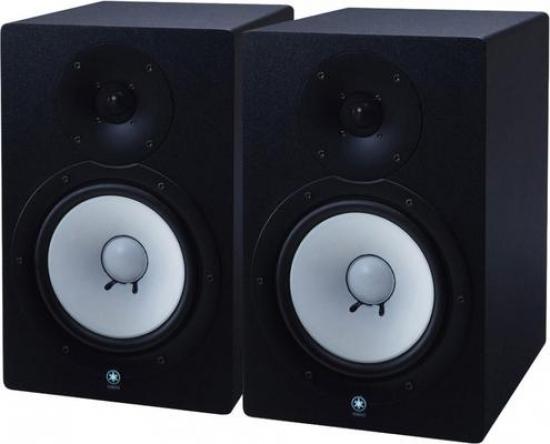 Yamaha HS50M Bookshelf Speakers Photo