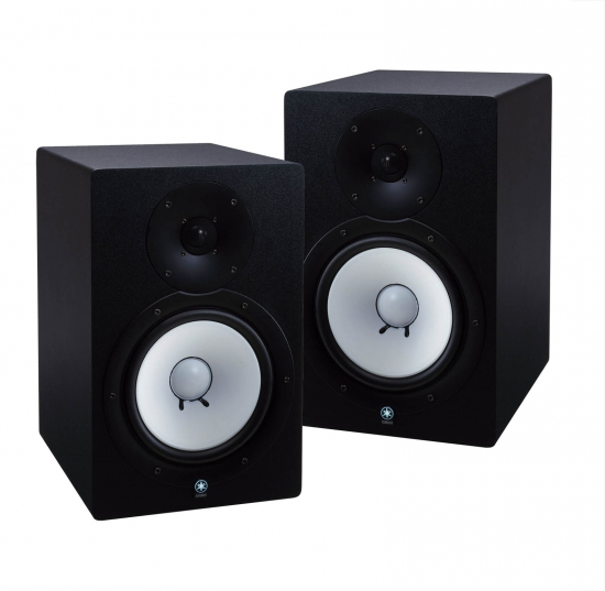 Yamaha hs80m bookshelf speakers review test for Yamaha hs50m review