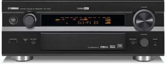 Yamaha rx v1400 av receiver review test for Yamaha aventage rx a3000