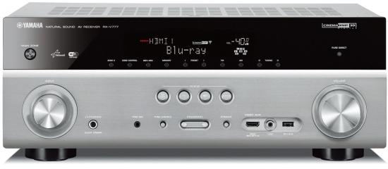 Yamaha rx v777bt av receiver review test for Yamaha rxv781 review